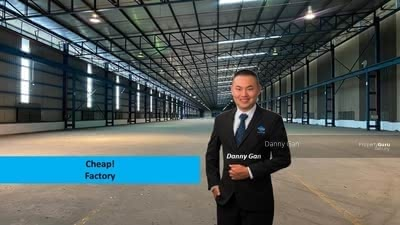 For Sale - Bukit Jelutong Factory Shah Alam Clean Room Facilities