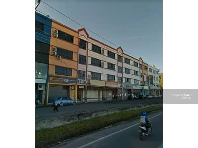 For Sale - 4lots Plaza Juta Likas