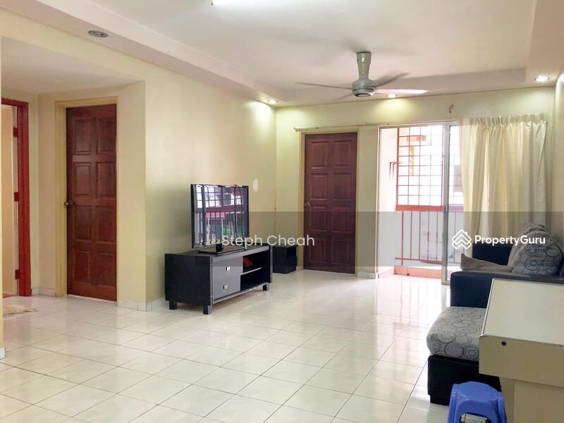 Taman Sri Ehsan Apartment #166345059