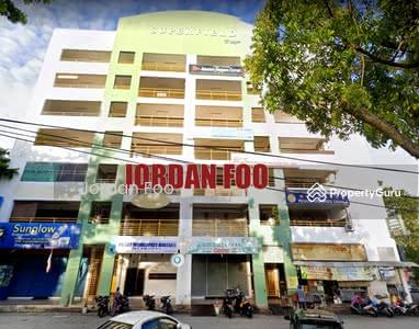 For Sale - Jalan Perak Superfield GROUND floor 1400SF Shop Face main road