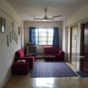 For Sale - Apartment Putra Damai Presint 11 Putrajaya