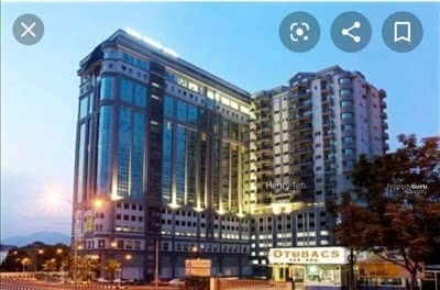 For Sale - 《For Sale》Freehold Partially Furnished Tower Regency Apartment @ Ipoh Town Center
