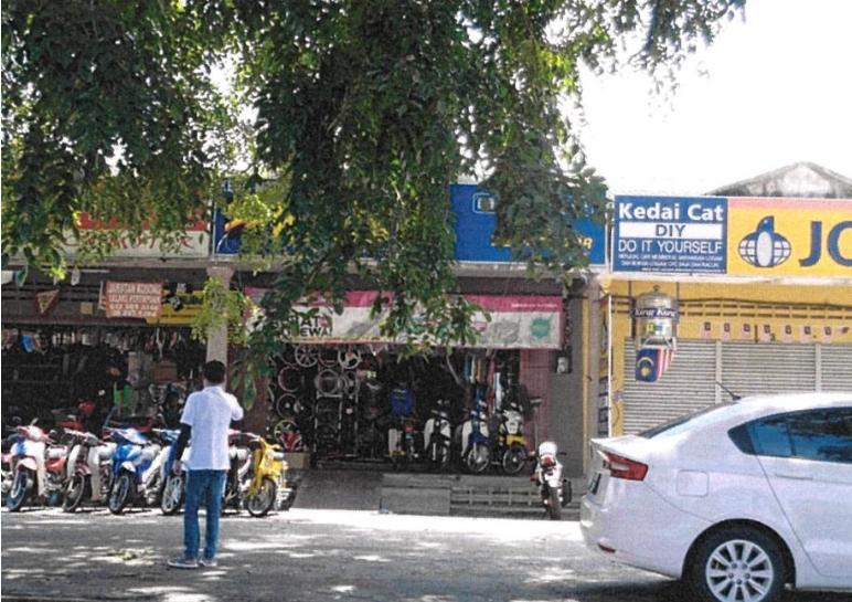 For Sale - 6/9/2021 BANK LELONG Shop: Jalan Jaya 5/1, Taman Jaya 5 @ Temerloh, Pahang