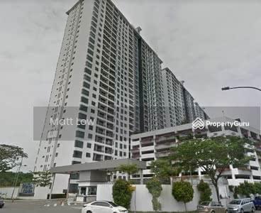 For Sale - 19/8/2021 Bank Lelong : No. 20-20, Austin Suites (Permata Austin), Taman Austin Perdana, Johor Bahru
