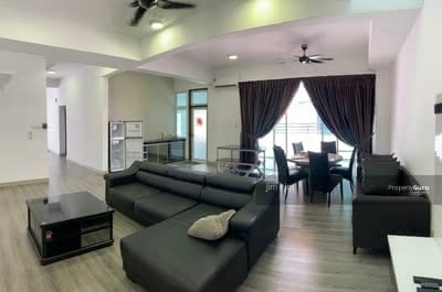 For Rent - Double Storey Cluster Austin Height