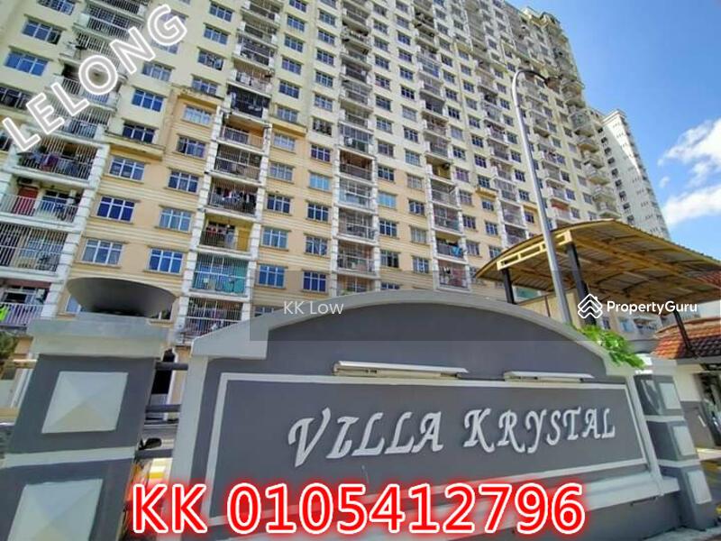 Villa Krystal @ Bandar Selesa Jaya #166488231
