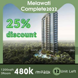 For Sale - KL Forest View Condo Complete 2022