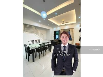 For Rent - Setia Tropika double storey
