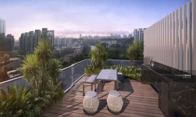 For Sale - Bigger Size Lower Market Price New Investment Freehold MRT Project