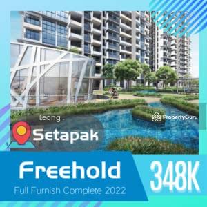 For Sale - Setapak Full Furnish Complete 2022