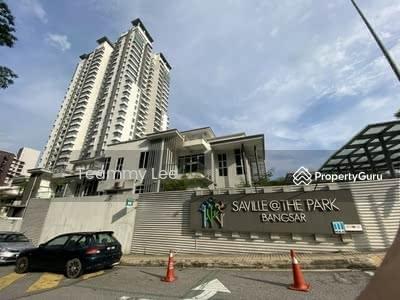 For Rent - Saville @ The Park Condominium, Fully Furnished, Bangsar