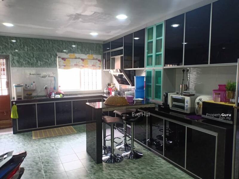 Taman Pulai Indah Double Storey Terrace House Unblock view #166547267