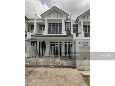 For Sale - Phase 4B-Adenia 2 @ Sapphire Hills, Bandar Baru Kangkar Pulai