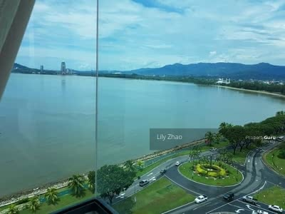 For Sale - The Bay21 High End Condo | Sea View | Renovated Full Furnished | 4R, 1, 854 sf | KK City