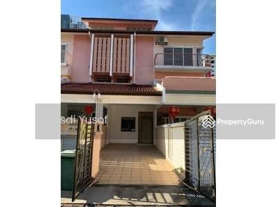 For Sale - Townhouse KiPark Sri Utara Non Bumi Lot