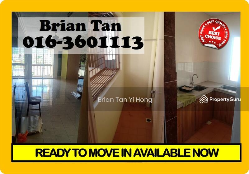 Sri Ehsan Apartment #166831427
