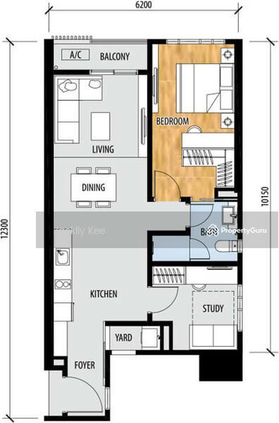 Sentral Suites @ KL Sentral #166832813