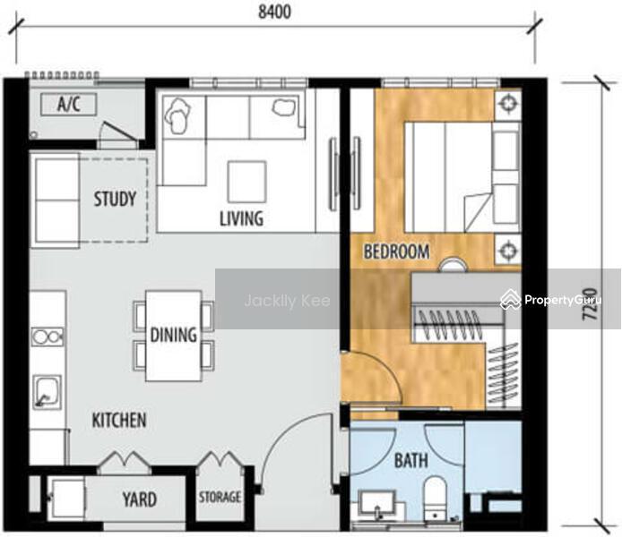 Sentral Suites @ KL Sentral #166832801