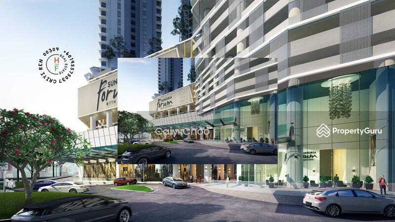 Sunsuria Forum @ 7th Avenue Freehold 3 bedrooms Serviced Residence Setia Alam #166859897
