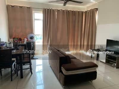 For Rent - MH Platinum Setapak Partly Furnish Kitchen Cabinet KL Traders Square
