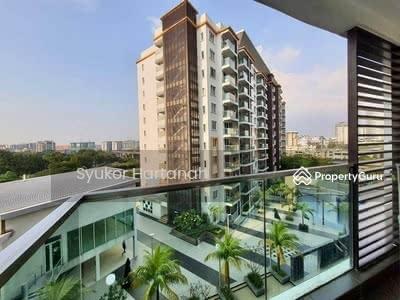 Dijual - Hijauan Saujana Condominium, Saujana Resort U2 Shah Alam