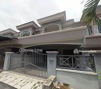 For Sale - Silibin Ria Ipoh Hot Area Double Storey Terrace House