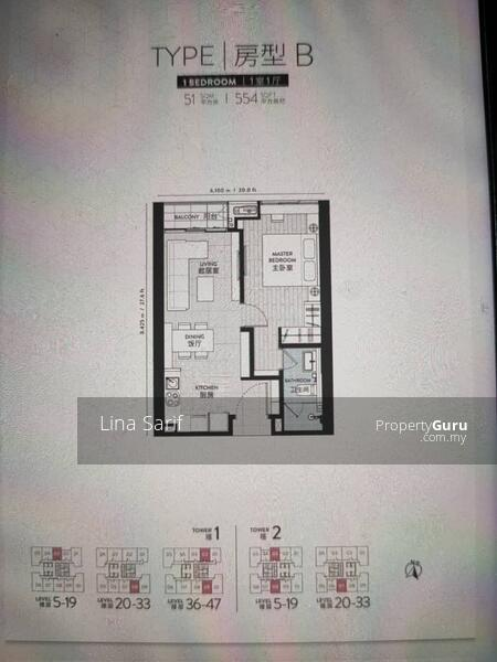 Lucentia Residence @ Bukit Bintang City Centre KL #167081755