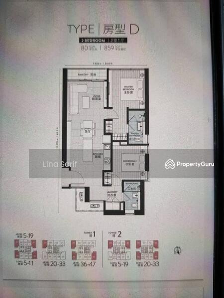 Lucentia Residence @ Bukit Bintang City Centre KL #167082015