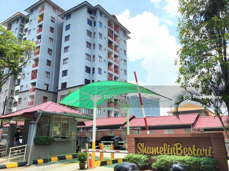 Condominium Shamelin Bistari Kuala Lumpur #167145981