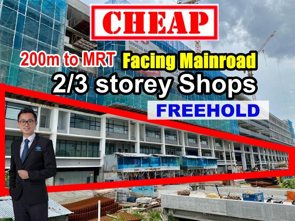For Sale - Super Cheap CHERAS CHERAS CHERAS Shops