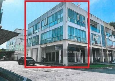 For Sale - 11/10/2021 BANK LELONG Lot 7643, Samariang Ria Commercial Centre, Off Jalan Sultan Tengah @ KUCHING