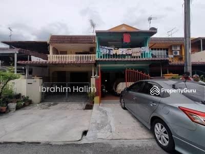 For Sale - 2 Sty Terrace House Taman Bukit Teratai Ampang