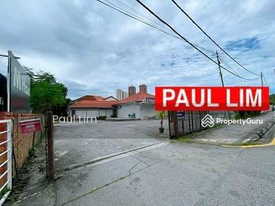 For Sale - SHOP LOT SALE 1 STOREY COMMERCIAL BUNGALOW AT JALAN BAGAN JERMAL PREMIER LOCATION