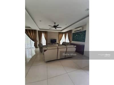 Disewa - Bandar Parklands klang Semi D 45*82. 5 Fully furnished for rent