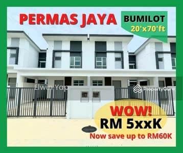 For Sale - 2-Storey Terrace House [Bumilot]