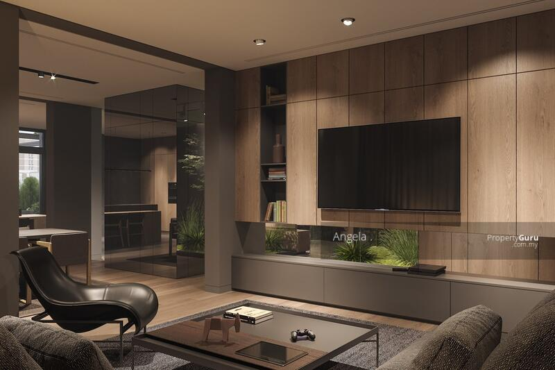 HOC Project [ Monthly RM1200] Greenery Surrounding Hilltop Condo #167644037