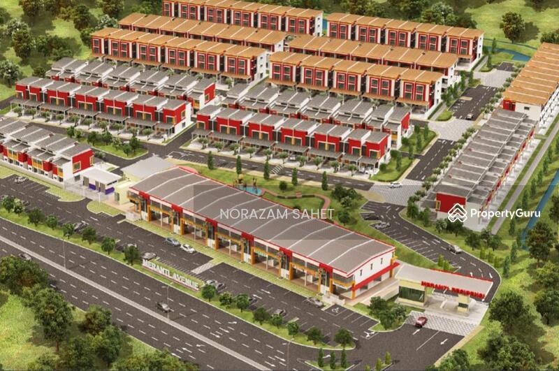 Projek Baru Kedai Pejabat Pulau Meranti Puchong 10 Minit Cyberjaya #167653763