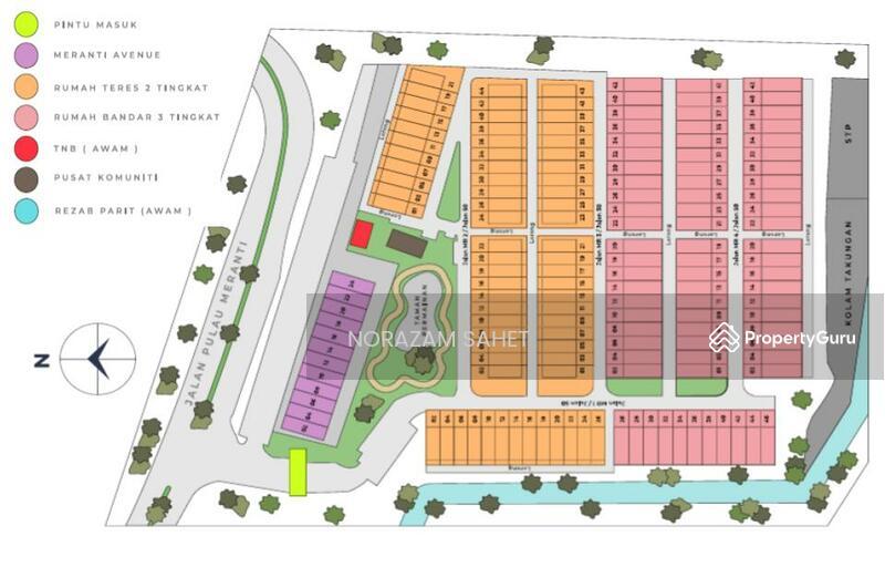 Projek Baru Kedai Pejabat Pulau Meranti Puchong 10 Minit Cyberjaya #167653765