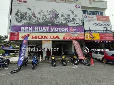 For Sale - Bandar Arau, Perlis - 3 Storey Shoplot (intermediate unit)