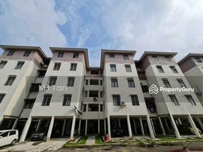 For Sale - Taman Baiduri Flat @ Taman Perling Flat