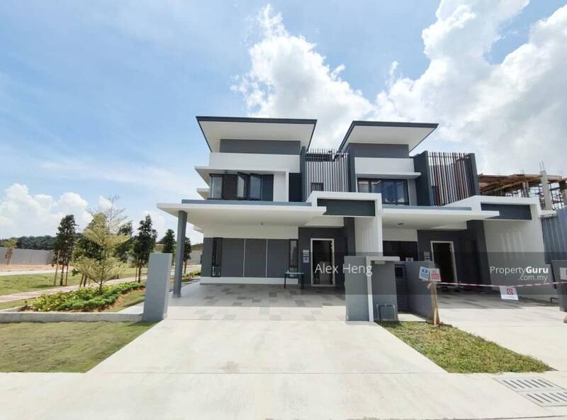 [FREEHOLD + FULL LOAN] 22x75 Double Storey, New Launch Awarded Township @  Sungai Buloh #167910549
