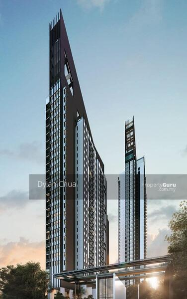 [KLCC]Good invest/own / 3min to LRT / Low install /High rental ! !! #167917123