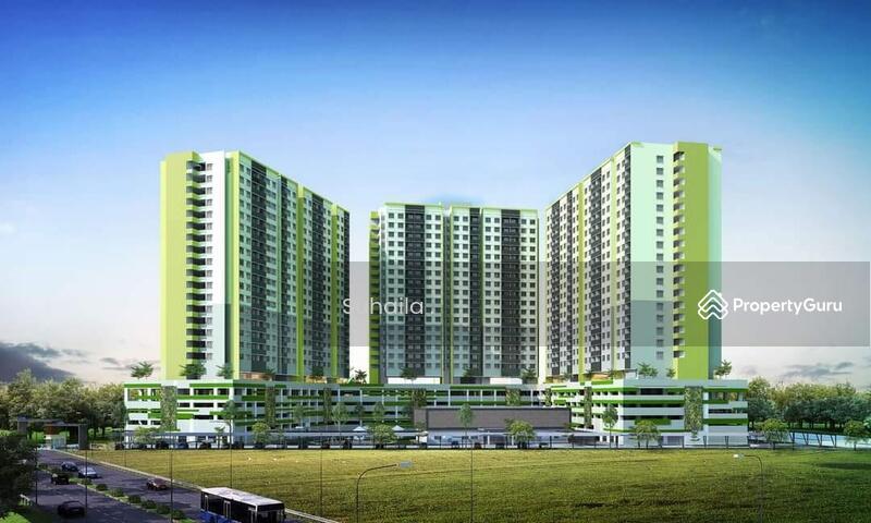 Apartment Prima @Residence Bukit Katil #167930543