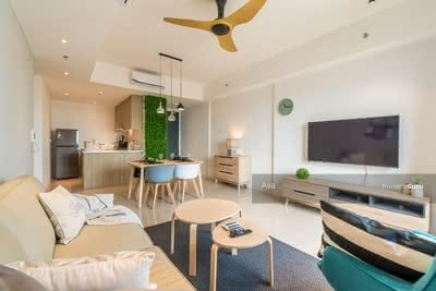 For Sale - 【30K CASH BACK + 0% Downpayment】 250K 2 rooms 2 bathroom, New Project - Cyberjaya KLIA