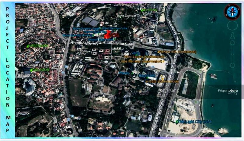VOS Suites, Gelugor Penang, SOHO Development #168045337