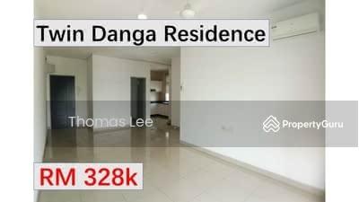 For Sale - Twin Danga Residence , Johor Bahru