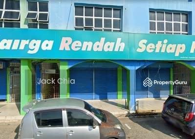 For Sale - 25/9/2021 BANK LELONG Shop~ Wisma Semantan, Jalan Ahmad Shah, Temerloh, Pahang