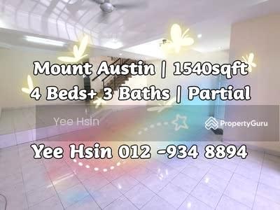 For Rent - Taman Mount Austin