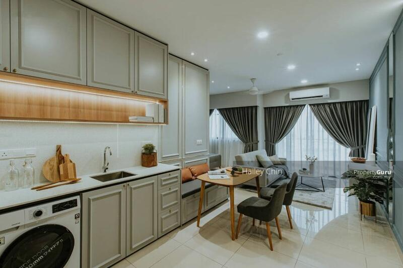 [Dropstep Bukit Jalil Pavilion] Luxury Condo For Sale,  low dencity with Free Furnish #168292081