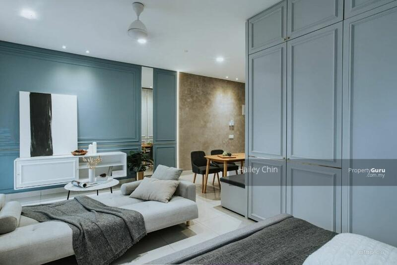[Dropstep Bukit Jalil Pavilion] Luxury Condo For Sale,  low dencity with Free Furnish #168292087